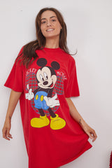 Vintage Disney Oversized T-Shirt