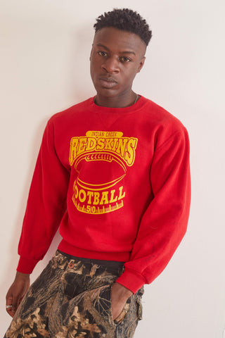 Vintage Pro-Sport Collection Indian Creek Redskins Sweatshirt