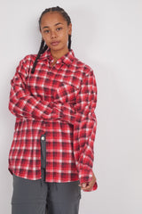Vintage 90's Checked Shirt