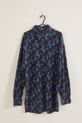 Vintage Party Collection Patterned Shirt