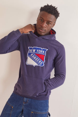 Vintage Pro-Sport Collection New York Rangers Hoodie
