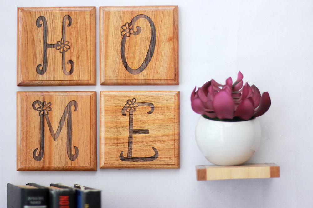 Custom house name plates & room signs your home needs!