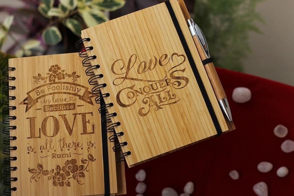 Best Romantic Gifts These Love Journals Will Help You Express Your