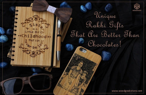 18 Fun Personalized Rakhi Gifts for Brothers and Sisters!