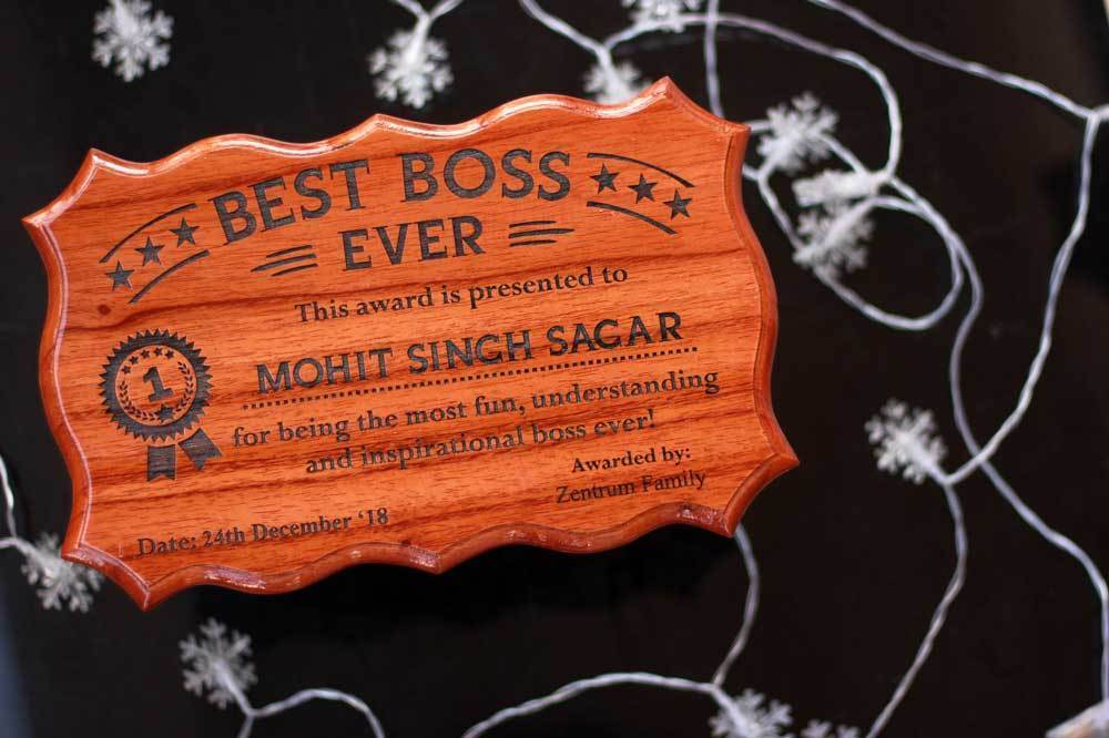 Best Gifts For Your Boss Presents That Will Keep You Employed
