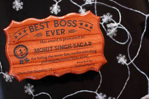Best Gifts For Your Boss: Presents That Will Keep You Employed!