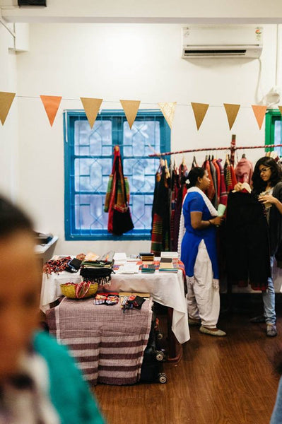 145 East at Collective Showcase by Chaitown creatives - Sustainable Fashion - Woodgeek Store