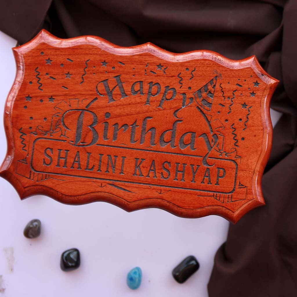 Happy Birthday Wooden Sign As Birthday Gifts for Friends. This Personalised Birthday Sign Makes Great Best Friend Gifts. Looking for gifts for friends? This is one of the best birthday gift ideas for best friend.
