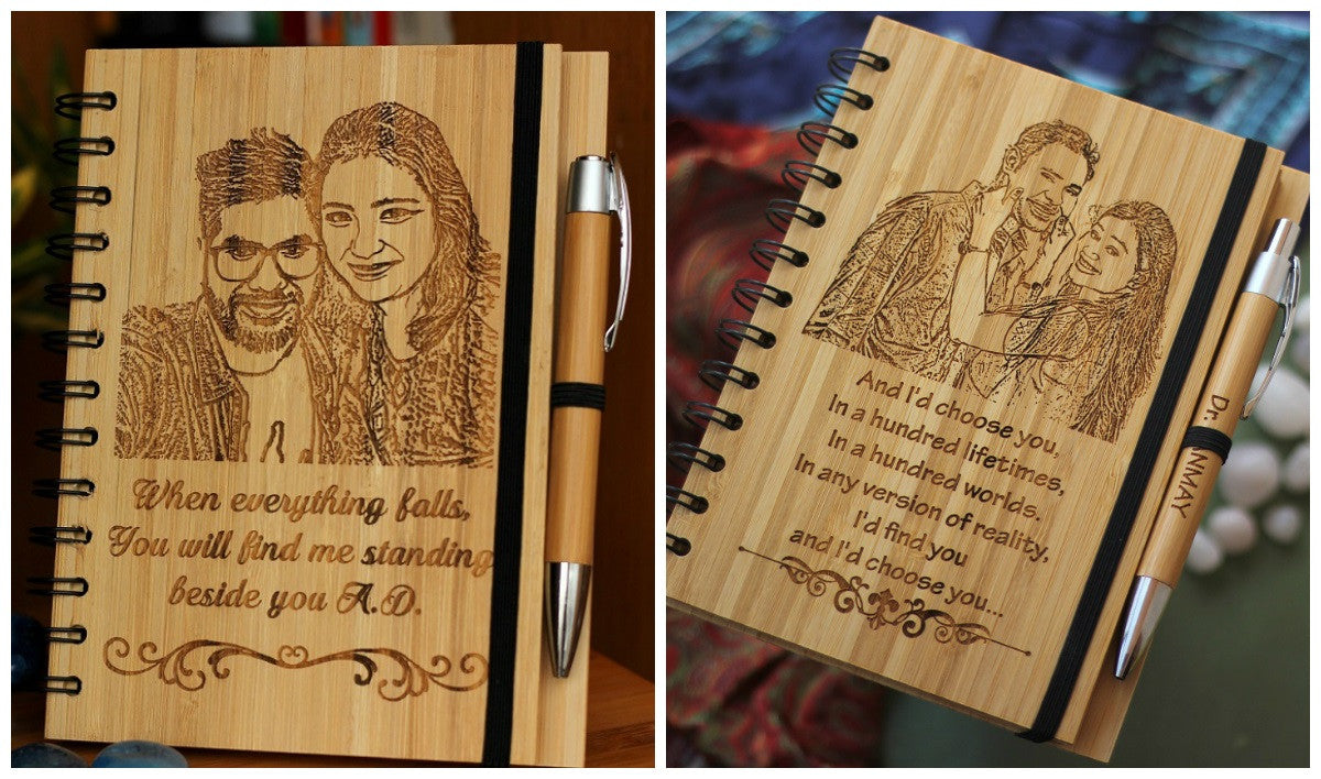 Customised gifts for boyfriend - Woodgeek Store