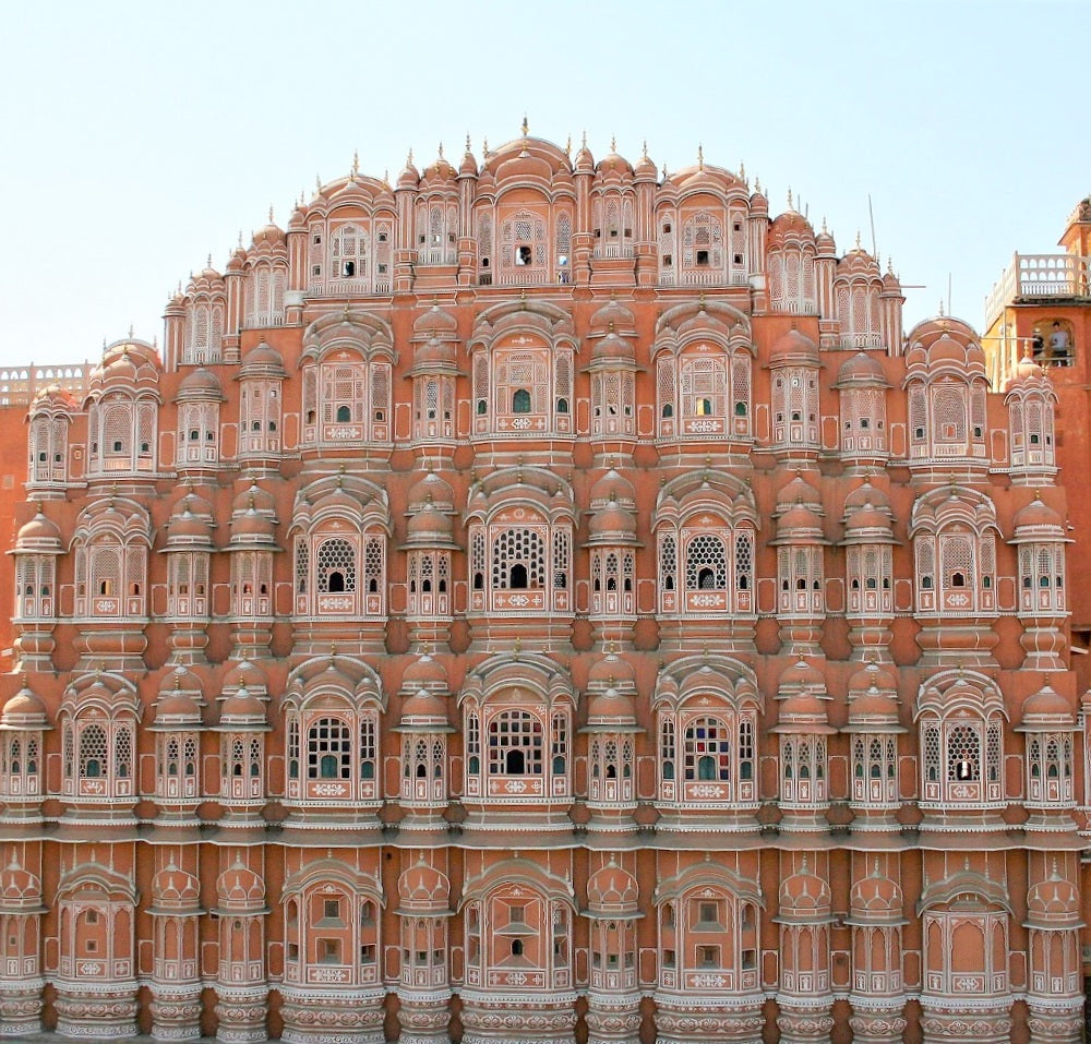 Hawa Mahal - India's Golden Triangle Trip by Woodgeek Store