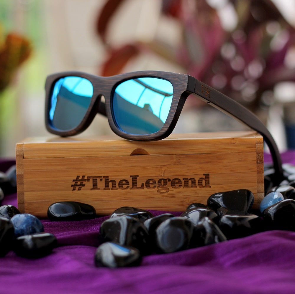 Journayman Wooden Sunglasses - Bamboo Sunglasses - Personalized Sunglasses - Best Gifts for friends - Birthday gift ideas -  Woodgeek Store