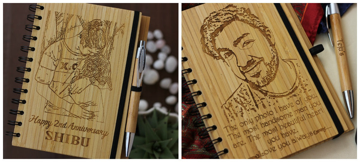 Personalised Gifts for him - Woodgeek Store