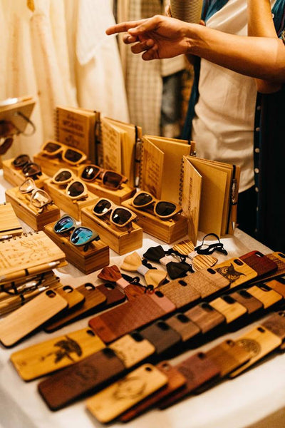 Woodgeek Store at The Collective Showcase by Chaitown Creatives - Woodgeek store