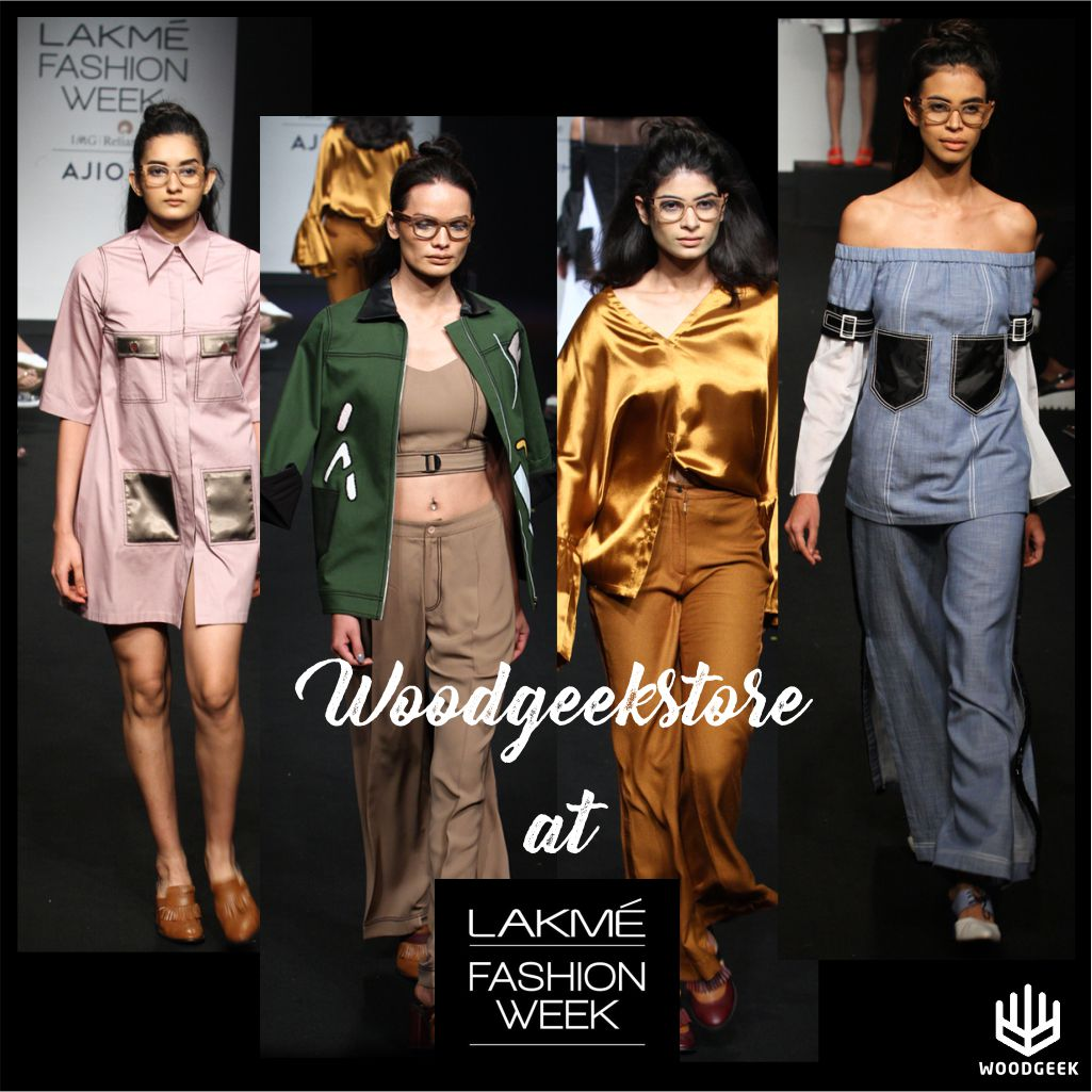 Woodgeek Store at Lakme Fashion Week