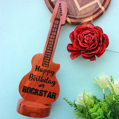 Customize Your Own Wooden Plaque With Birthday Wishes As Gift For Husband or Boyfriend.
