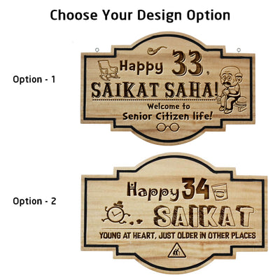 Funny Birthday Wishes Engraved On Hanging Wood Sign. Funny Birthday Wishes For Friends Wooden Plaque. Looking for a Birthday Gift? This Birthday Plaque is a funny birthday gift for friends. This Wood Carved Sign Is Also A Great Party Accessory.