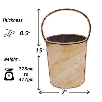 Measurements for Wooden Trophies & Awards
