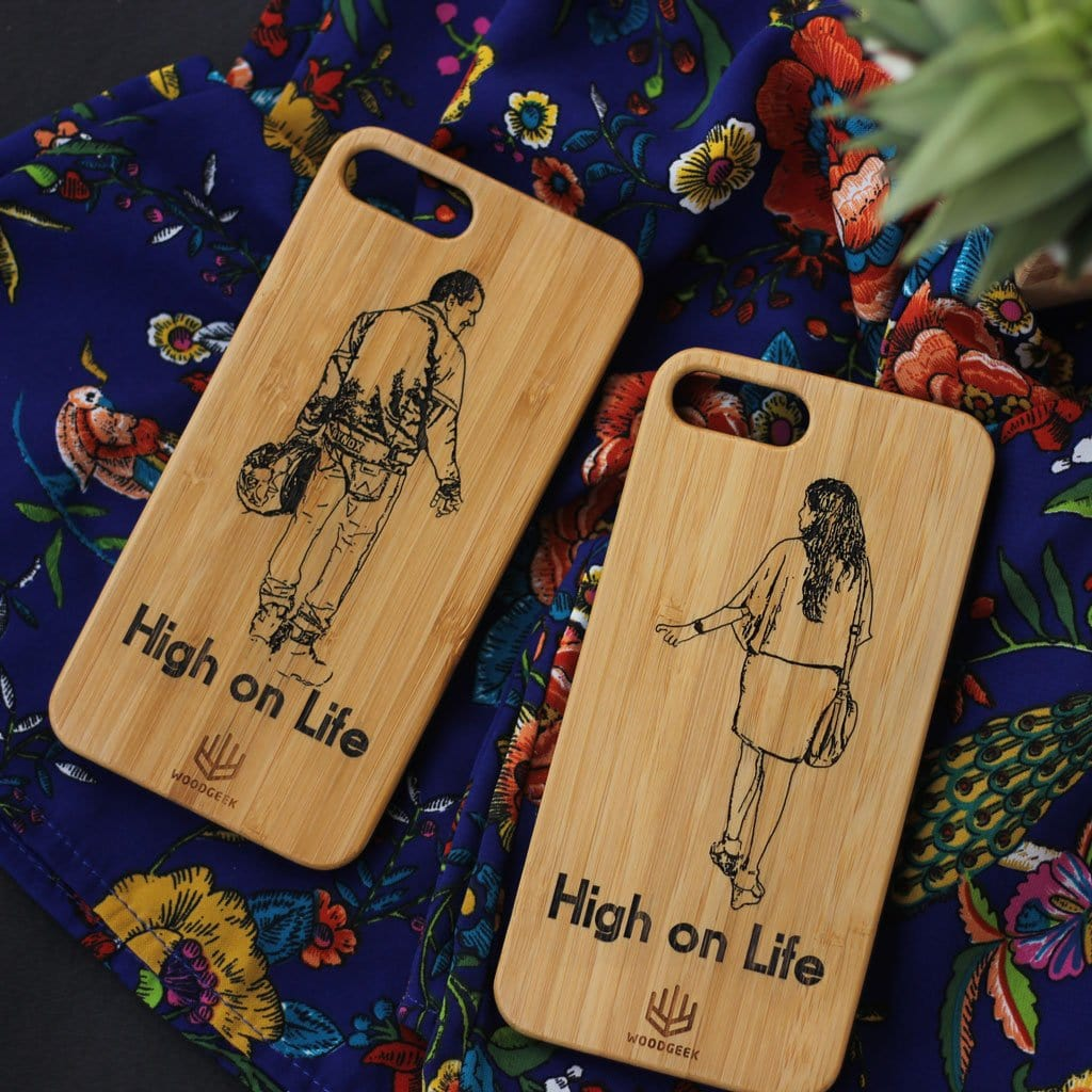 new product fd306 1e8b7 Custom Engraved Phone Cases For Couples