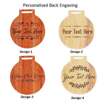Custom Medals - Woodgeek Store
