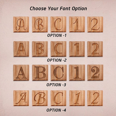 Customize Your Own Wooden Crossword Wall Art