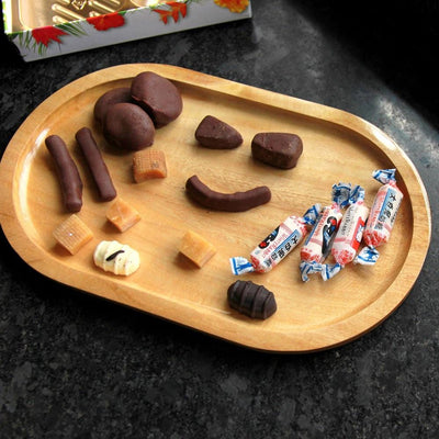 Diwali Sweets Tray. Diwali Mithai Tray For Diwali Party or Taash Party. This Custom Wooden Tray Is The Best Diwali Gifts. Home Decor Gifts For Diwali. Diwali gifts for family and useful Diwali gifts. Find Diwali Gifts Online At Woodgeek Store.