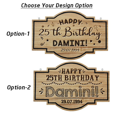 Hanging Signs - Wood Carved Signs - Woodgeek Store