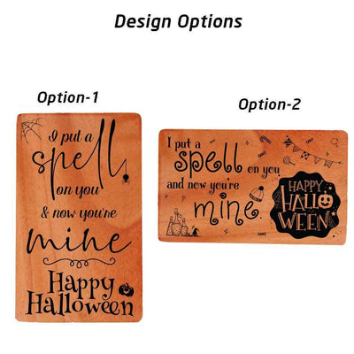 Halloween Cards - Happy Halloween Greeting Cards Design Options