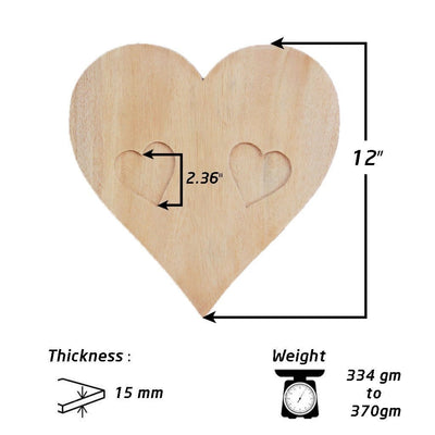 Specifications For Wooden Ring Holder