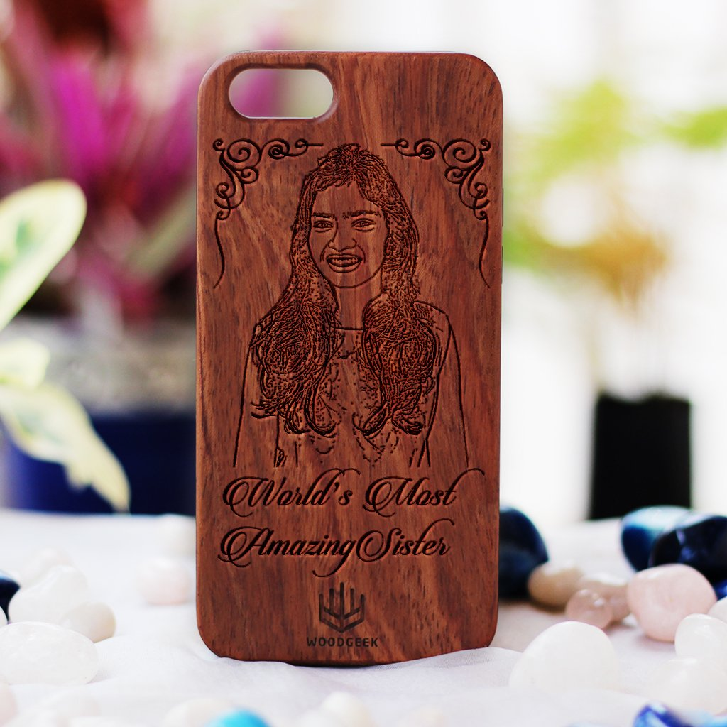 low priced 97714 867a6 Custom Engraved Phone Cases For Your Brother & Sister