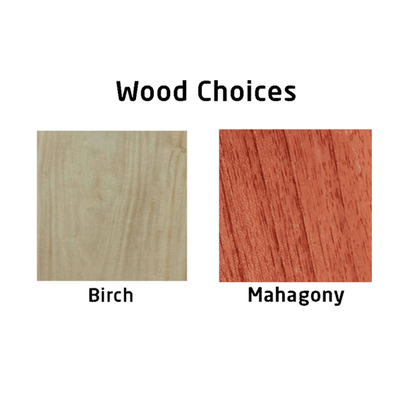 Wood Choices For Wood Poster