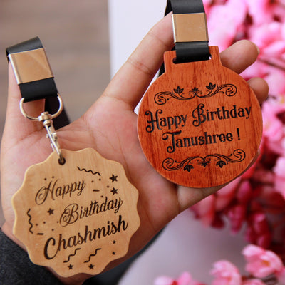 Happy Birthday Wooden Medal As Birthday Gifts for Friends. This Personalised Gift Makes Great Best Friend Gifts. Looking for gifts for friends? This is one of the best birthday gift ideas for best friend.