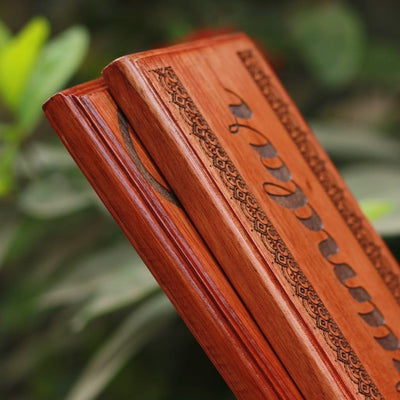 Wooden Nameplates & Wooden Signs by Woodgeek Store