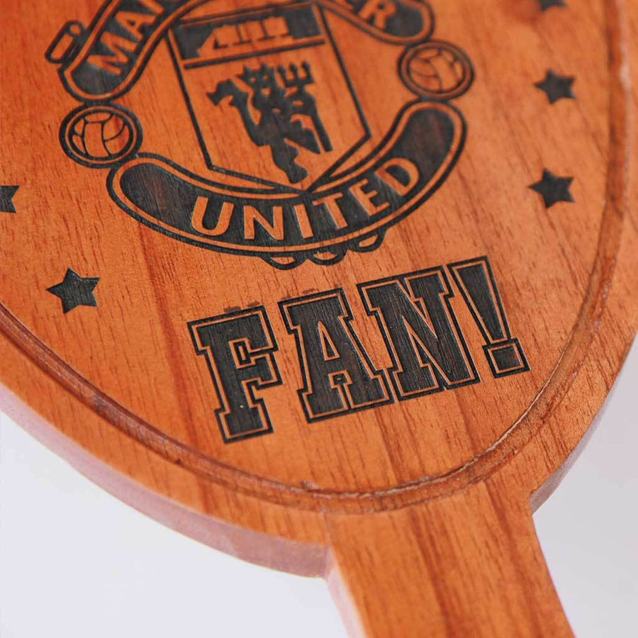 World's Biggest Fan Wooden Sports Trophies. Sports gifts for the biggest sports fans. This custom football trophy makes perfect sports gifts for friends.