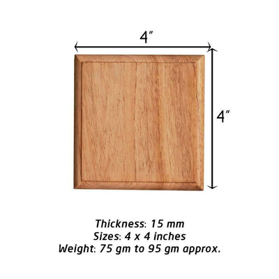 Measurement for Wooden Letter Tiles