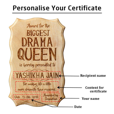 Create your own certificate - Custom Certificates