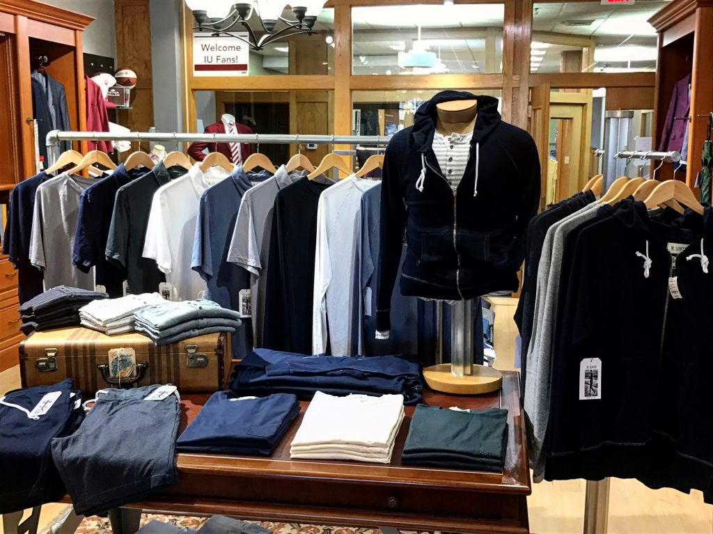 ANDREW DAVIS CLOTHIERS HOSTS FIRST-EVER M. SINGER POP-UP SHOP