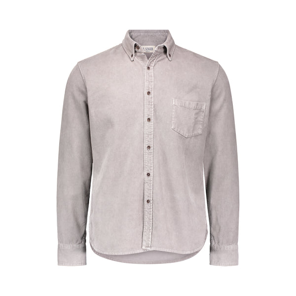 BUTTON DOWN CORDUROY SHIRT