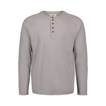 Load image into Gallery viewer, COTTON LONG SLEEVE HENLEY