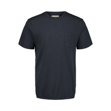 Load image into Gallery viewer, charcoal mens tee shirt with pocket