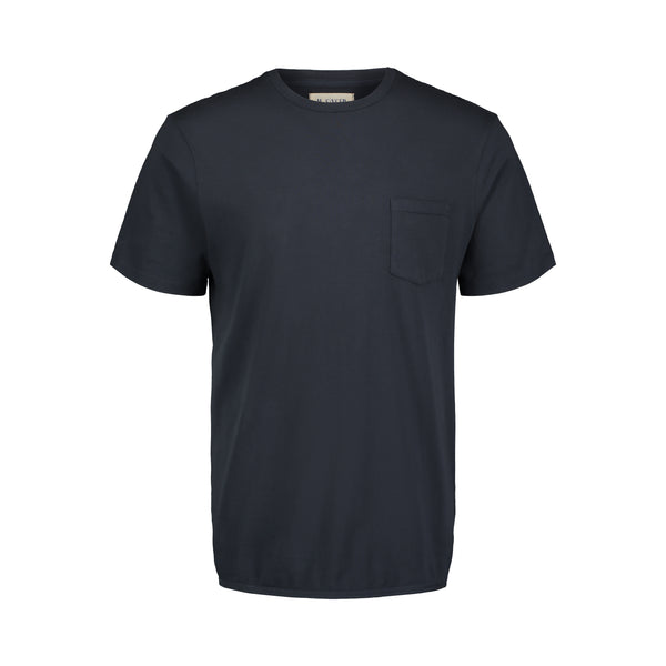 charcoal mens tee shirt with pocket
