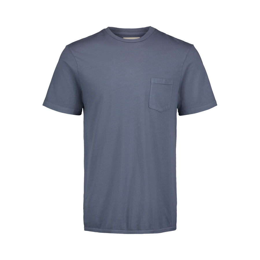 slate best selling pocket tee