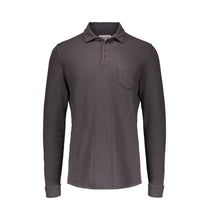 Load image into Gallery viewer, COTTON LONG SLEEVE POLO
