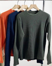 Load image into Gallery viewer, THERMAL LONG SLEEVE TSHIRT