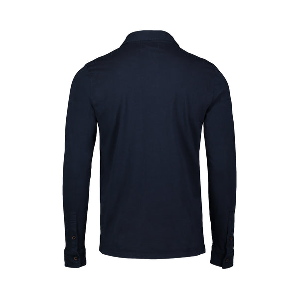 MAGIC WASH L/S POLO