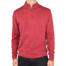 Load image into Gallery viewer, QUARTER ZIP PULLOVER