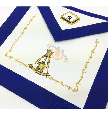 Masonic Blue Lodge 14th Degree Apron and Collars Set - kitchcutlery  - 2