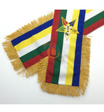 Masonic Eastern Star OES Sash Five Colour sash - kitchcutlery  - 3