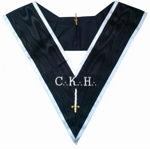 Masonic Officer's collar - ASSR - 30th degree