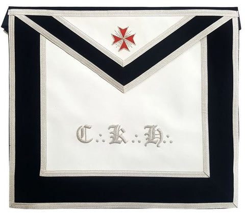 Masonic Scottish Rite Leather apron