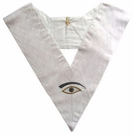 Masonic Officer's collar - ASSR - 28th degree - Eye